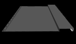 Graber board and batten
